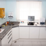 exame laboratorial veterinário