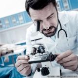 exames laboratoriais veterinários em clínica Vila Dalila
