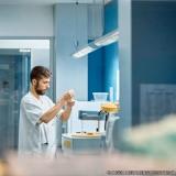 onde fazer exames laboratoriais veterinários Vila Vessoni